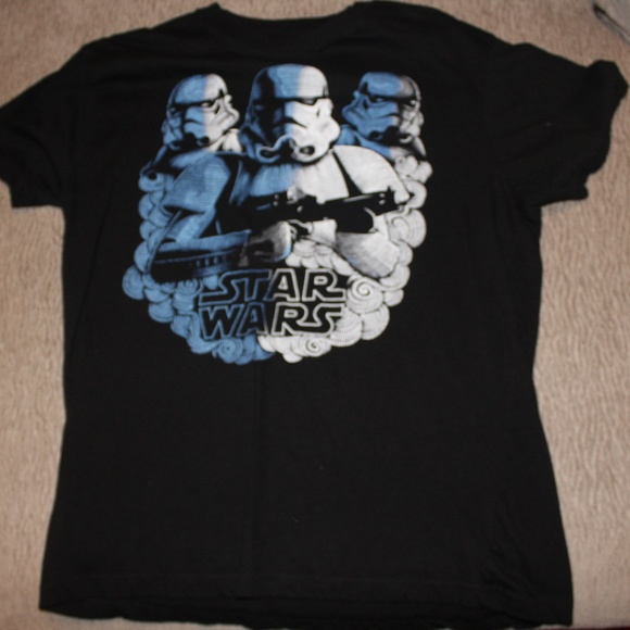 "Star Wars Other - STAR WARS ""Storm Troopers"" Tee"